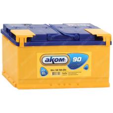 Аккумулятор AKOM Classic LB 6CT-90 / 90Ah