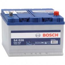 Bosch S4 Asia Silver