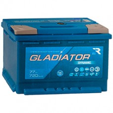 Аккумуляторы Gladiator Dynamic