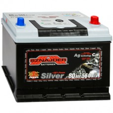 Аккумуляторы Sznajder Silver Japan