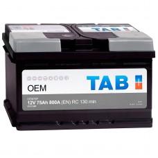 Аккумуляторы TAB OEM