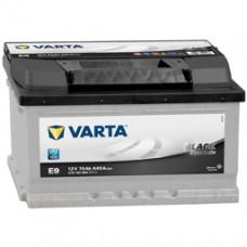 Аккумуляторы Varta Black Dynamic