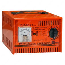 Зарядное устройство МЭТЗ им. В.И. Козлова УЗ-С-12-6,3