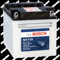 Аккумулятор Bosch M4 12N10-3B/YB10L-B 511 013 009 11Ah