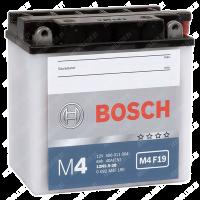 Аккумулятор Bosch M4 12N5.5-3B 506 011 004 5.5Ah