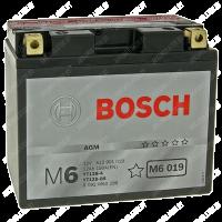 Аккумулятор Bosch M6 YT14B-4/YT14B-BS 512 901 019 12Ah
