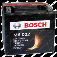 Аккумулятор Bosch M6 YTX16-4/YTX16-BS 514 902 022 14Ah