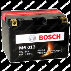 Аккумулятор Bosch M6 YT9B-4/YT9B-BS 509 902 008 8Ah