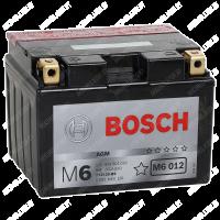Аккумулятор Bosch M6 YTZ12S-4/YTZ12S-BS 509 901 020 9Ah