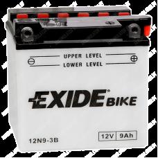 Аккумулятор Exide Conventional 12N9-3B 9Ah