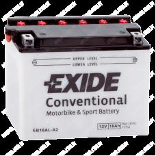 Аккумулятор Exide Conventional EB16AL-A2 16Ah