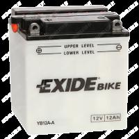Аккумулятор Exide Conventional YB12A-A 12Ah