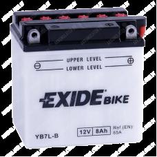 Аккумулятор Exide Conventional YB7L-B 8Ah