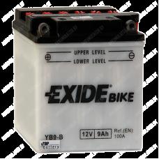 Аккумулятор Exide Conventional YB9-B 9Ah