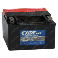 Аккумулятор Exide Maintenance Free YTX9-BS 8Ah
