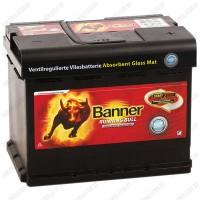 Аккумулятор Banner Running Bull AGM 560 01 / 60Ah