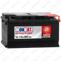 Аккумулятор Monbat Dynamic 110 R / Низкий / 110Ah / 770А