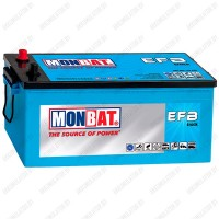 Аккумулятор Monbat EFB / 230Ah / 1 250А