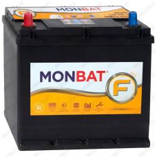 Аккумулятор Monbat Formula / 45Ah / 330А / Asia / Тонкие клеммы / Короткий корпус