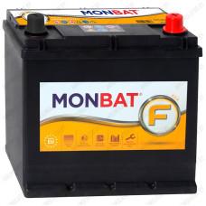 Аккумулятор Monbat Formula / 45Ah / 330А / Asia / Тонкие клеммы