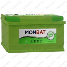 Аккумулятор Monbat Premium 100 R / 100Ah / 920А
