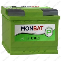 Аккумулятор Monbat Premium 63 R / 63Ah / 600А