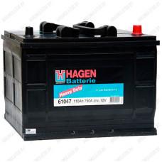 Аккумулятор Hagen Starter 61047 / 110Ah R