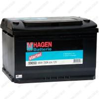 Аккумулятор Hagen Starter 59050 / 90Ah R