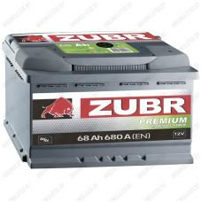 Аккумулятор Зубр Premium / 68Ah