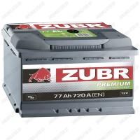 Аккумулятор Зубр Premium / 77Ah