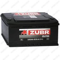 Аккумулятор Зубр Ultra / 100Ah
