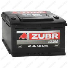 Аккумулятор Зубр Ultra / 66Ah