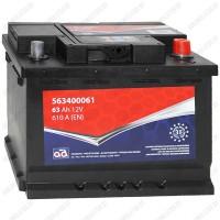 Аккумулятор AD 563400061 / 63Ah