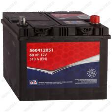 Аккумулятор AD 560412051 / 60Ah