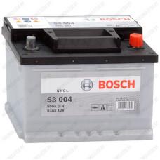 Аккумулятор Bosch S3 004 / 553 401 050 / 53Ah / Низкий