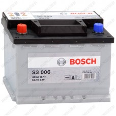 Аккумулятор Bosch S3 006 / 556 401 048 / 56Ah