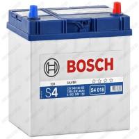 Аккумулятор Bosch S4 018 / 540 126 033 / 40Ah JIS / Тонкие клеммы