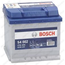 Аккумулятор Bosch S4 002 / 552 400 047 / 52Ah