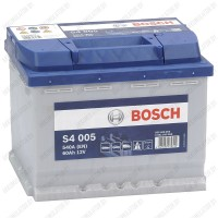 Аккумулятор Bosch S4 005 / 560 408 054 / 60Ah