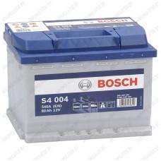 Аккумулятор Bosch S4 004 / 560 409 054 / 60Ah / Низкий