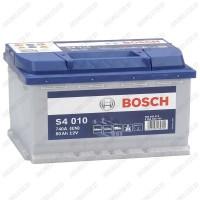Аккумулятор Bosch S4 010 / 580 406 074 / 80Ah / Низкий