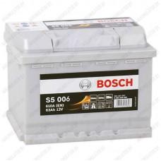 Аккумулятор Bosch S5 006 / 563 401 061 / 63Ah