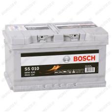 Аккумулятор Bosch S5 010 / 585 200 080 / 85Ah / Низкий