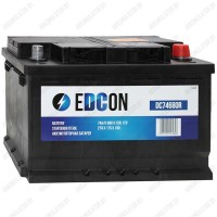 Аккумулятор EDCON DC74680R / 74Ah