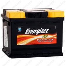 Аккумулятор Energizer Plus / 560 127 054 L / 60Ah EP60L2X