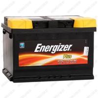 Аккумулятор Energizer Plus / 574 104 068 R / 74Ah EP74L3