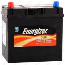 Аккумулятор Energizer Plus / 545 158 033 L / 45Ah EP45JX