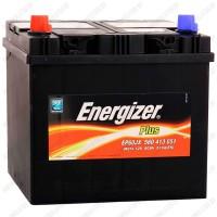 Аккумулятор Energizer Plus / 560 413 051 L / 60Ah EP60JX