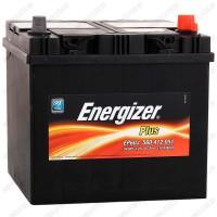 Аккумулятор Energizer Plus / 560 412 051 R / 60Ah EP60J