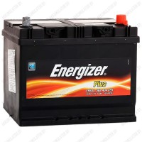 Аккумулятор Energizer Plus / 568 404 055 R / 68Ah EP68J